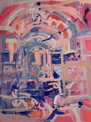 'Pink Gate I'