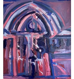 'Gothic gate'